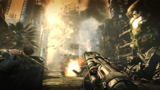 Bulletstorm: People Can Fly leave Epic Games