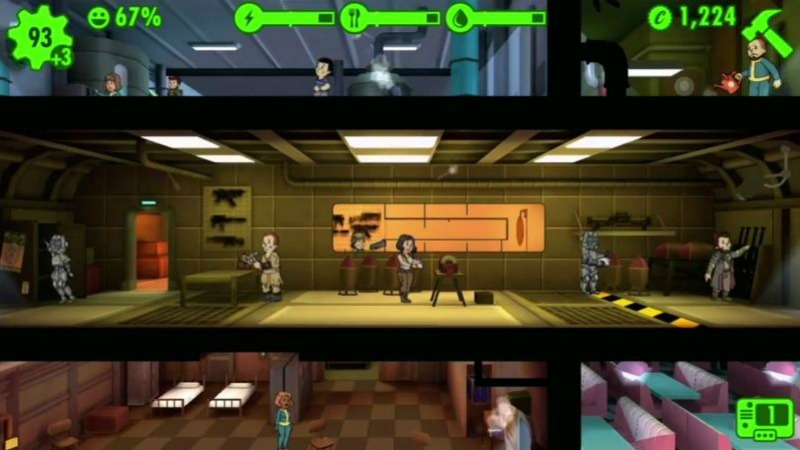 Fallout Shelter App