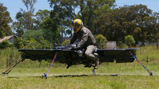 The US Army wants Hoverbikes