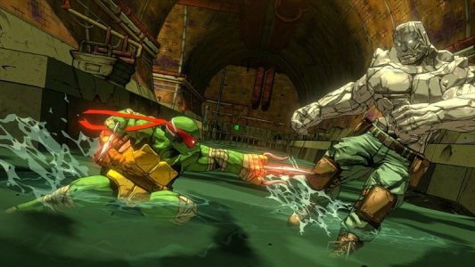 Platinum Games Teenage Mutant Ninja Turtles