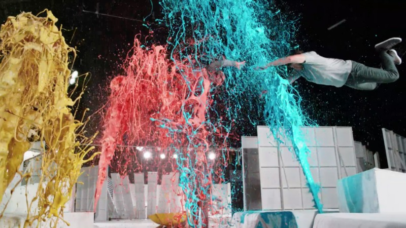 OK Go's new video is mind blowing