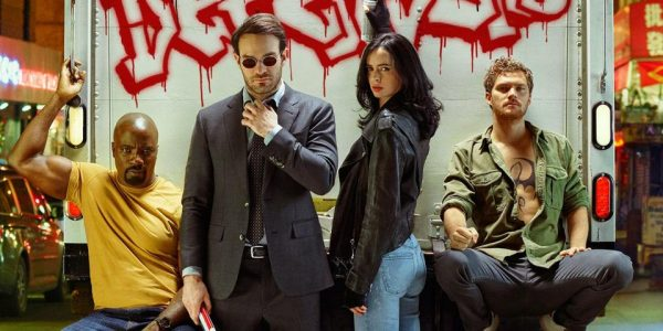 The Defenders Trailer breaks cover