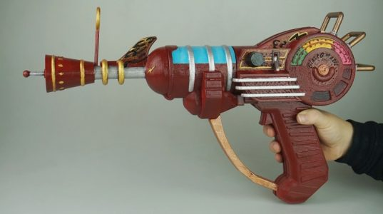 Call of Duty Ray Gun Zombies 3D Print header image htxt.africa