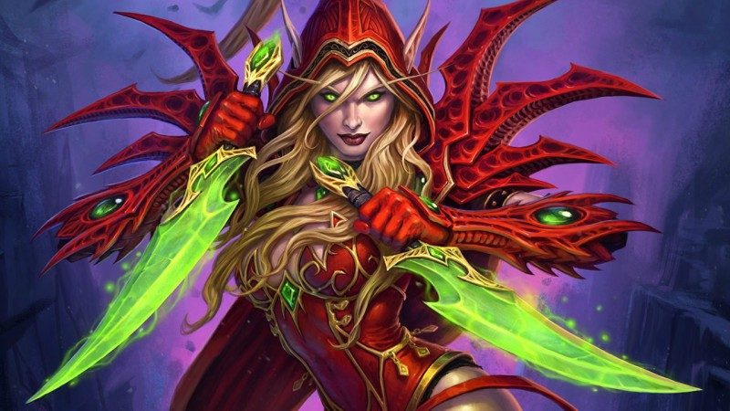 Rogue Deck in Hearthstone has been nerfed