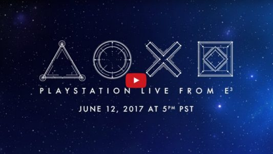 E3 2017 Sony's PS4 Keynote
