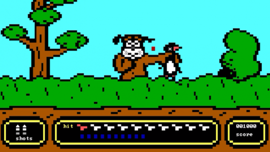 PC Duck Hunt Games Lazy Game Reviews Header Image