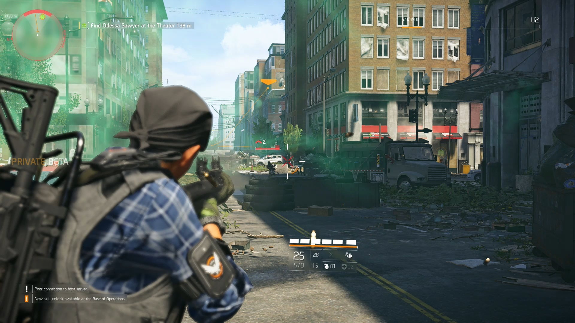 The Division 2 Private Beta - We need to see more - htxt africa