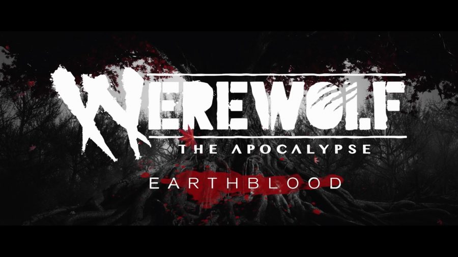 Werewolf: The Apocalypse - Earthblood Header