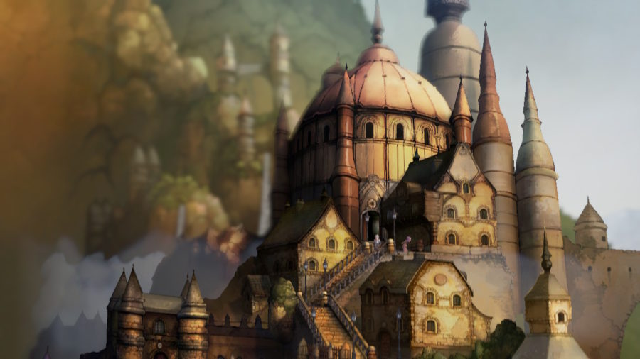 Bravely Default 2 - Screenshot 1