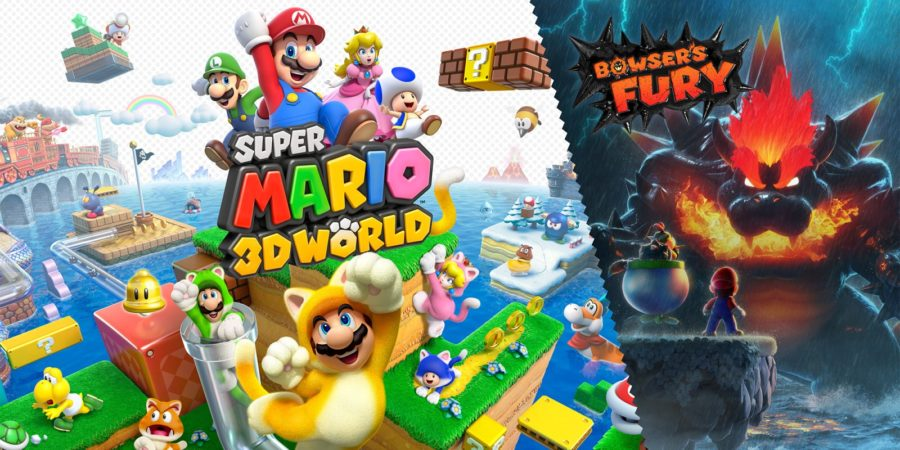 Super Mario 3D World + Bowser's Fury Header