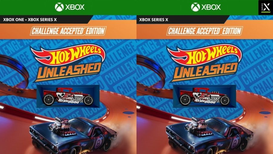 Hot Wheels Unleashes Challenge Accepted Edition-tile