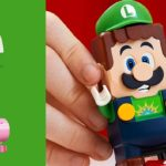 LEGO Luigi revealed by an Amazon listing