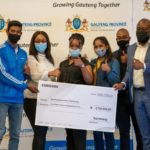 Samsung awards bursaries worth R2.7 million to 30 students