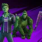 Beast Boy lands in Fortnite this week