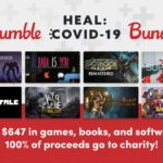 After the slider controversy Humble Bundle has a new COVID-19 bundle
