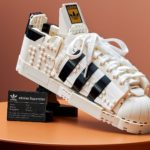 You probably can't wear this LEGO adidas shoe