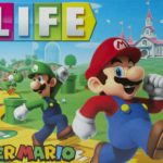The Game of Life has been rebranded with Mario