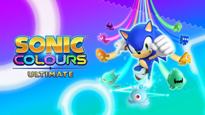 Sonic Colours: Ultimate Header Image